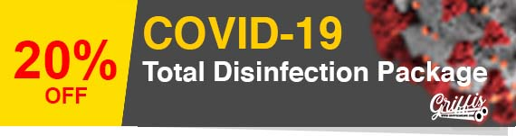 Covid 19 Disinfecting Coupon